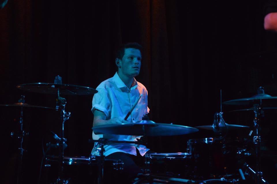 Joe Donegan On Stage